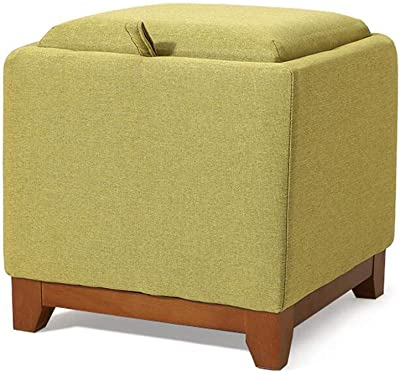 Amazon.com: Sillón otomano Simpli Home Avalon ...