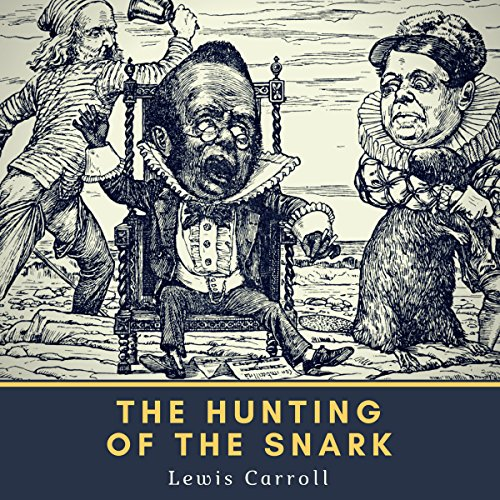 The Hunting of the Snark copertina