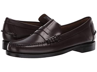 Sebago Classic Dan (Dark Brown) Men