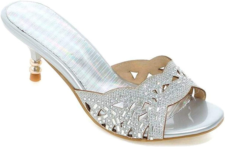 Plus Size Fashion Thin Heels High Heels