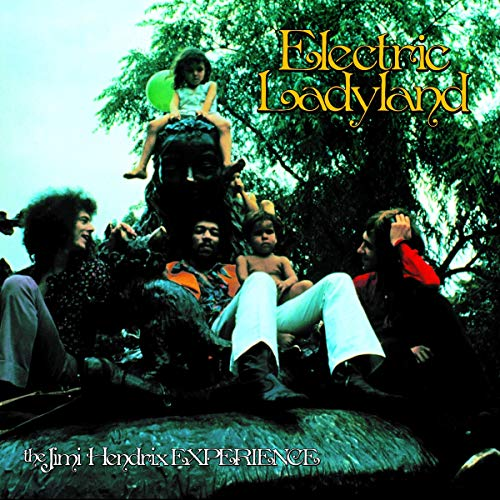 Electric Ladyland-50th Anniversary Deluxe Edition [Vinyl LP]