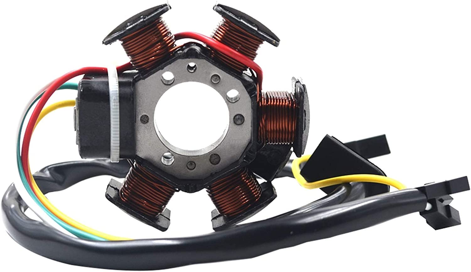 YIWMHE Cash special price Motorcycle Generator Stator Coil Kit Motorhi Assembly Sales for
