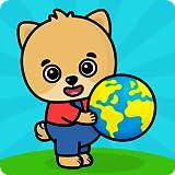 Lernspiele für Kinder im Alter von 2 bis 5 Jahren