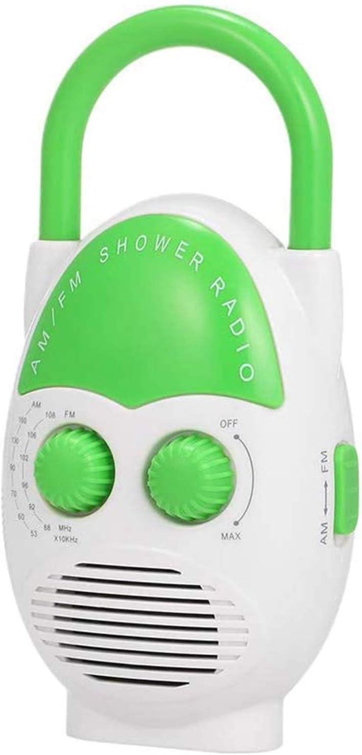 DPDM Bathroom Department San Antonio Mall store Shower Radio AM FM Volume Top Adjustable with Hand