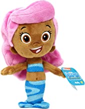 Nick Jr Bubble Guppies Plush Bubble Molly Sparkly Stuffed Bean Figure