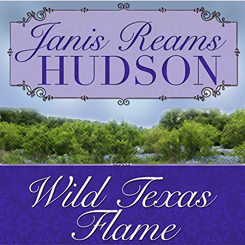 Wild Texas Flame audiobook cover art