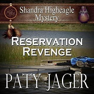 Reservation Revenge audiobook cover art