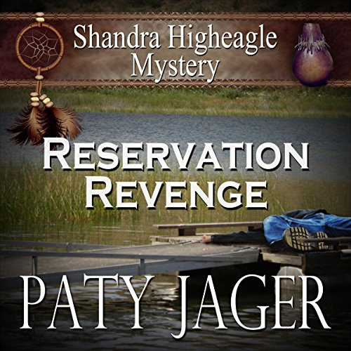 Reservation Revenge audiobook cover art