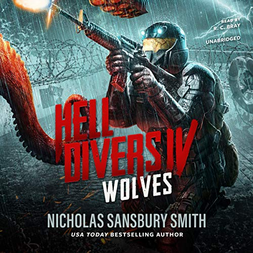 Hell Divers IV: Wolves  By  cover art