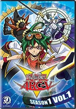 DVD Yu-Gi-Oh! ARC-V Season 1, Volume 1 Book