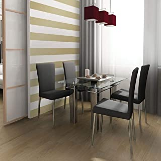 Tempaper Karat Mini Stripe   Designer Removable Peel and Stick Wallpaper