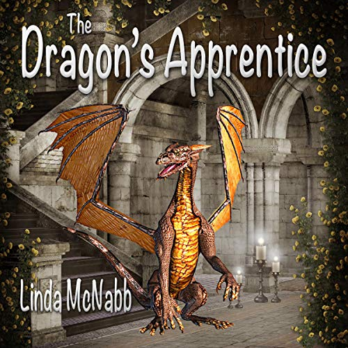 The Dragon's Apprentice audiobook cover art