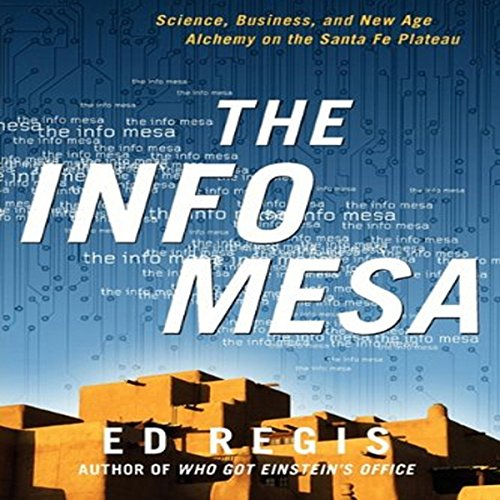 The Info Mesa audiobook cover art