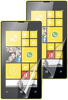 Muvit MUSCP0326 skärmskydd Nokia 520 Lumia 2PK