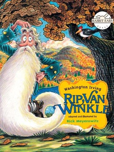 Rip Van Winkle (Rabbit Ears: a Classic Tale) (English Edition)