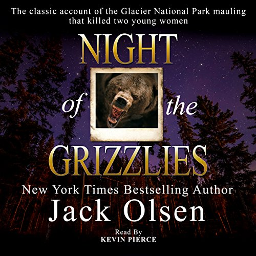 Night of the Grizzlies cover art