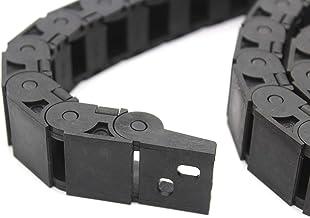 DealMux PlasticTowline CNC Machine Gereedschap Kabeldrager Drag Chain (15X20mm)