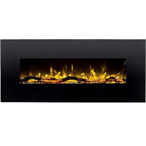 Stupendous Wall Mount Gas Fireplace Amazon Com Interior Design Ideas Jittwwsoteloinfo