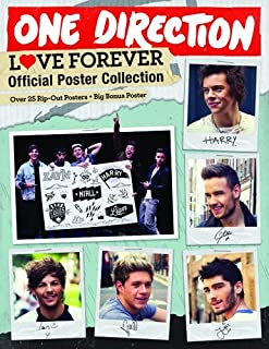 One Direction 2015 4th Edition Poster Collection by BrownTrout (2014-07-15)