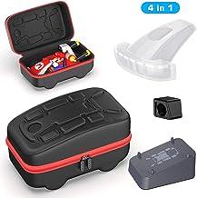 Kit de acessórios compatível com Nintendo Switch Mario Kart Live, OIVO Kart Case, suporte para kart, capa para cabeça de k...