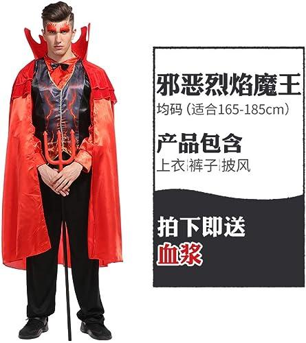MYing Halloween-Kostüm m liche Erwachsene Tod Sichel Cosplay Spielen Geist Kostüm Zombie Vampir Horror Kleidung-20