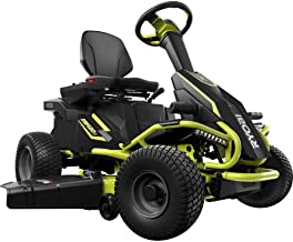 Best ryobi electric riding mower Reviews