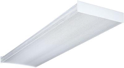 "NEW Lithonia Lighting 987210 4/"" Fluorescent Light Fixture  *FREE SHIPPING*"