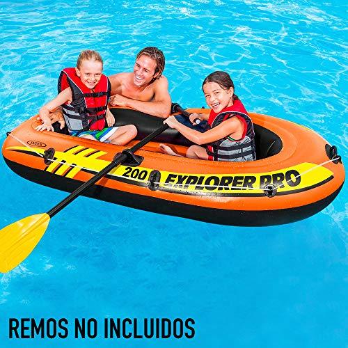 Intex Explorer Pro 100 (bateau 1 place)