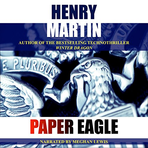 Paper Eagle audiobook cover art