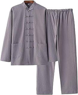 Tai Chi odzież sztuki walki szkoleniowe ubrania dla mężczyzn sporty i rekreacja sztuki walki odzież sportowa bawełna len m...