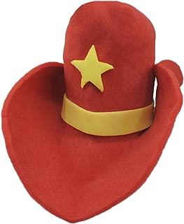 novelty foam hats