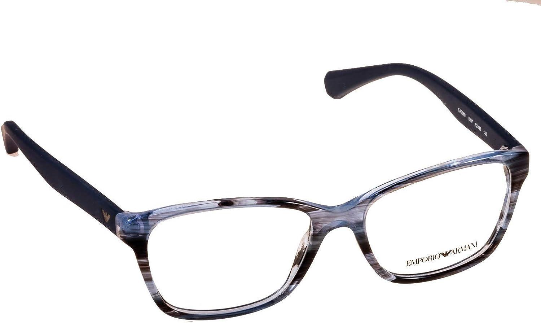 Emporio Armani EA 3060 Eyeglasses 5387 bluee
