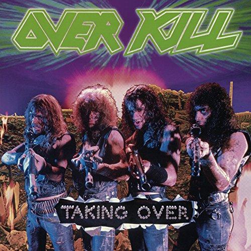 Overkill: Taking Over [Vinyl LP] (Vinyl)