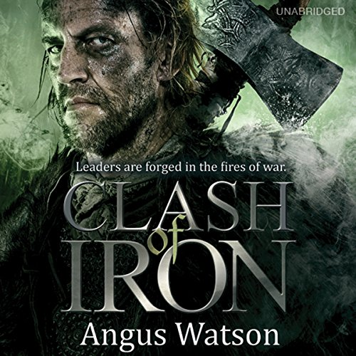 Page de couverture de Clash of Iron