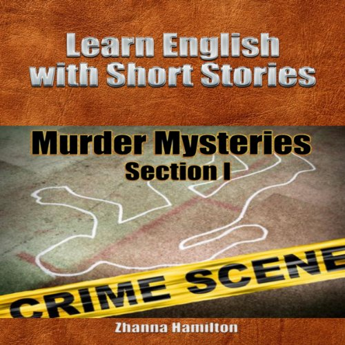 Learn English with Short Stories audiobook cover art