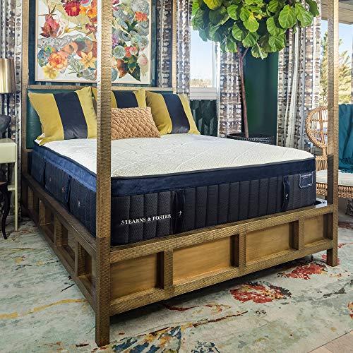 King Size Stearns & Foster Lux Estate Hybrid Pollock Luxury Ultra Plush Mattress Only