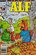 Alf #23 1980's NBC TV Show Comic