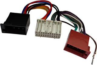 AERZETIX Adaptador Cable Enchufe ISO para Radio de Coche Original C41222