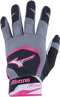 Mizuno Finch Adult Women's Fastpitch Softball Batting Gloves