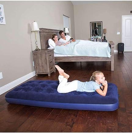 Bestway 67000N - Airbed Blu Floccato Singolo