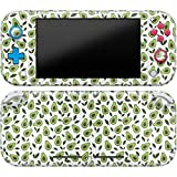 Cavka Vinyl Decal Skin Compatible with Console Switch Lite (2019) Stickers with Design Avocado Pattern Protection Faceplate Protector Vegan Full Set Fruit Wrap Cover Durable Modern Green Print Cute