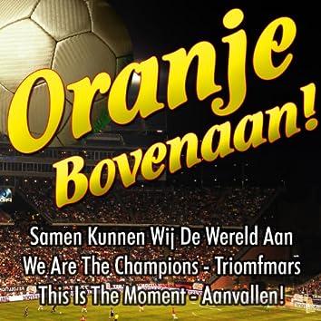 Oranje Bovenaan