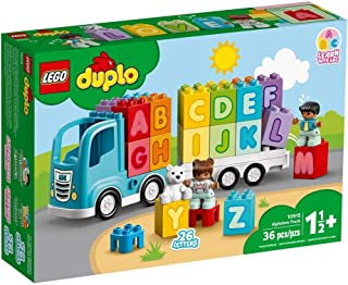 LEGO DUPLO My First Alphabet Truck for age 1.5+ years old 10915