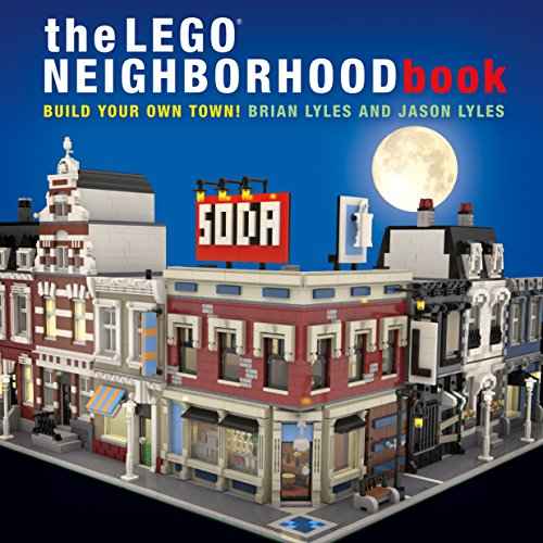 The LEGO Neighborhood Book: Buil...