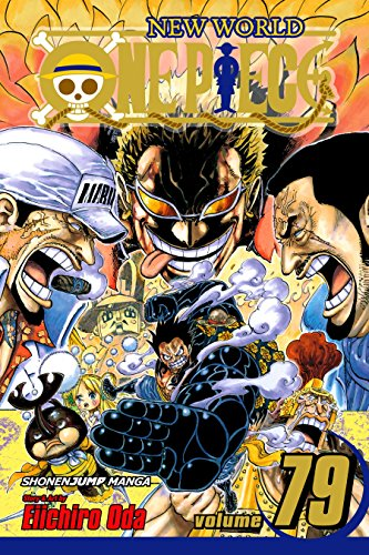 One Piece, Vol. 79: Lucy!! (English Edition)