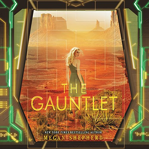 The Gauntlet  By  cover art
