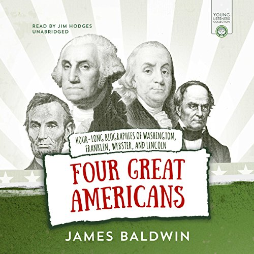 Four Great Americans cover art