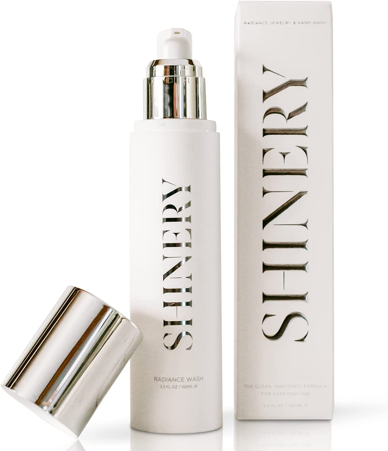 Shinery New York Mall Radiance Rare Wash Jewelry All Cleaner Solution for