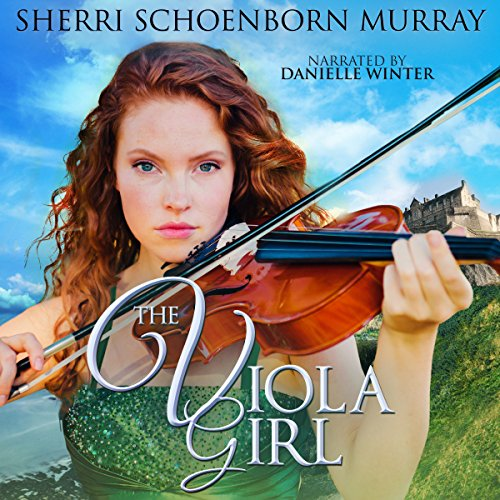 The Viola Girl audiobook cover art
