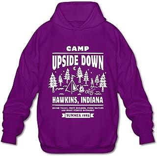 OPQRSTQ-O Climbing Funny Christmas Mens Printed Hooded Sweatshirt Hoody